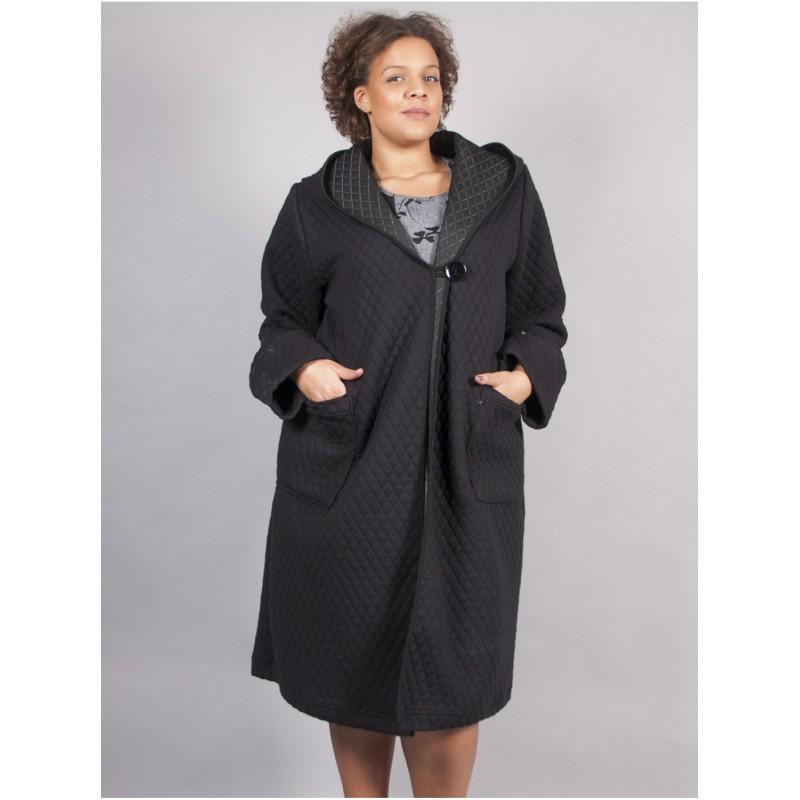 manteaux femme taille 48. Black Bedroom Furniture Sets. Home Design Ideas
