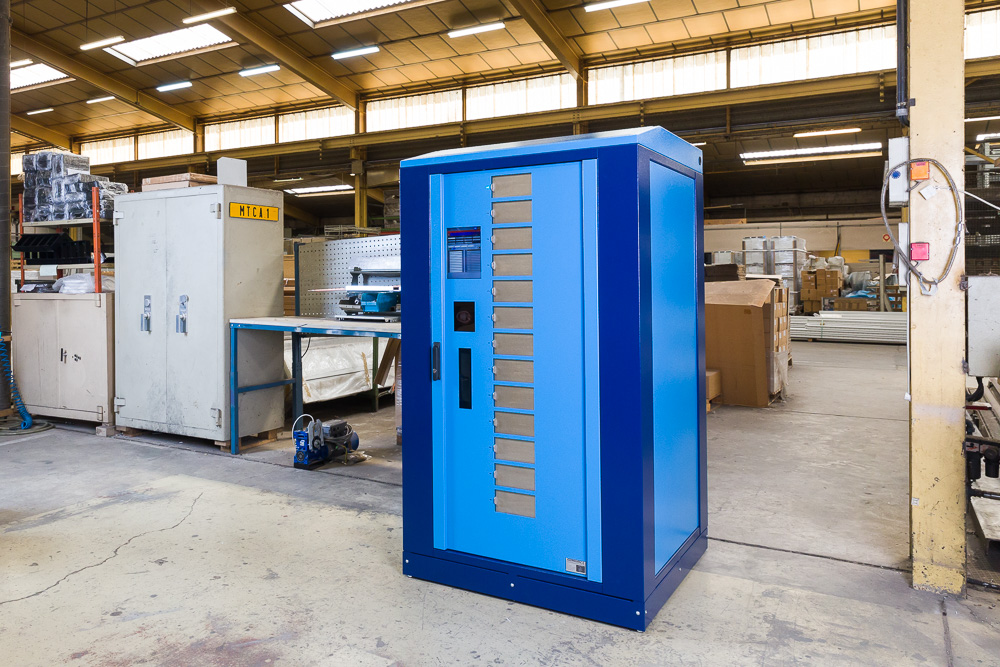 Distributeur automatique sécurisé dynabox