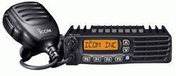 Radio mobile numérique avec ecran ic-f5122d