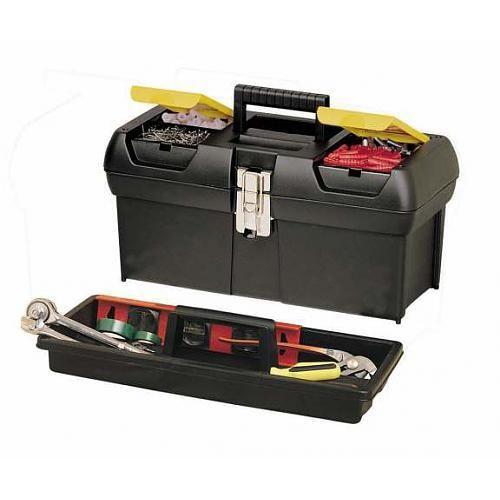 caisses outils stanley achat vente de caisses outils stanley comparez les prix sur. Black Bedroom Furniture Sets. Home Design Ideas