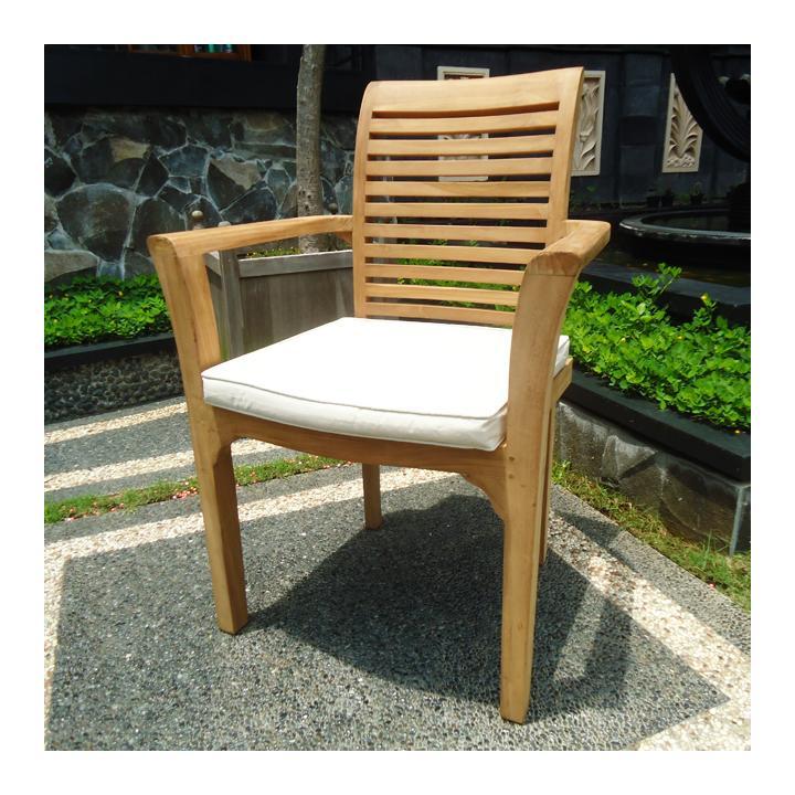 Coussins teck 39 attitude achat vente de coussins teck - Coussin pour fauteuil de jardin en teck ...