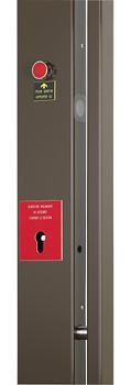 serrure electrique motorisee 3 points 20413. Black Bedroom Furniture Sets. Home Design Ideas