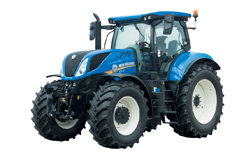 Tracteur t7s - new holland