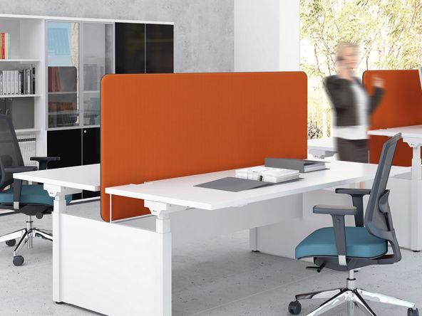 Mdd modèles de séparateurs de bureaux de la marque mdd en