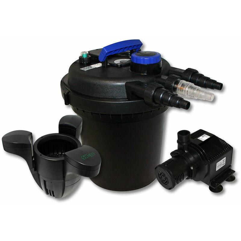 Filtres pour bassin wiltec achat vente de filtres pour for Toile pour bassin prix