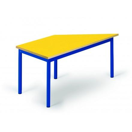 TABLE MATERNELLE TRAPEZE NOA