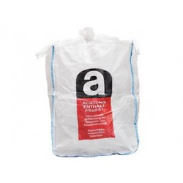 921 alfa big bag amiante sacs homologues pour le - Big bag terre vegetale leroy merlin ...