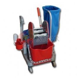 Chariot de m nage nycar achat vente de chariot de for Leifheit 59101 chariot de nettoyage professionnel