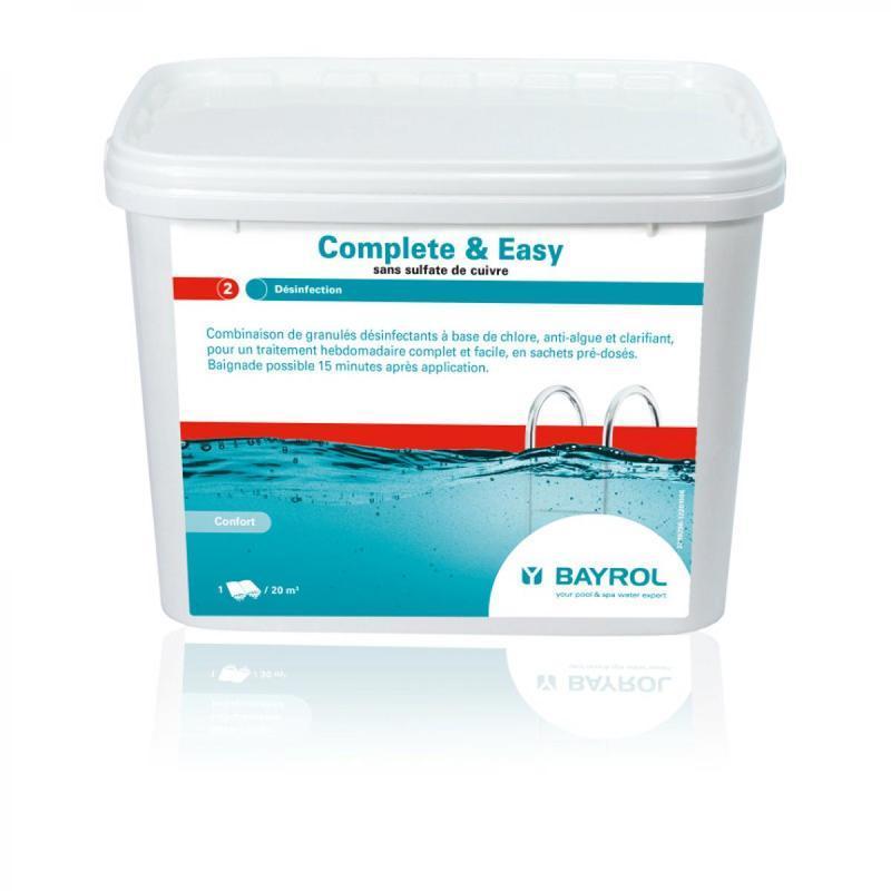 Produits de traitement de piscine comparez les prix pour professionnels sur page 1 for Prix piscine complete