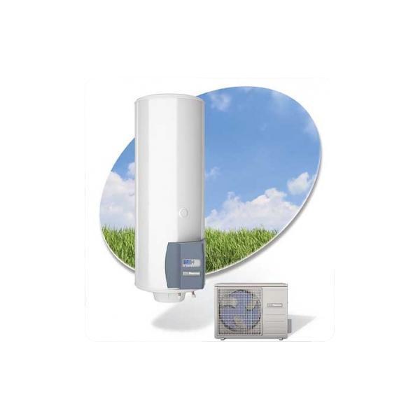 Chauffe eau thermodynamique thermor a romax split h 1755mm diam 580 mm c - Puissance chauffe eau thermodynamique ...