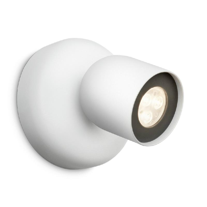 Spots d 39 clairage led philips achat vente de spots d for Spot orientable interieur