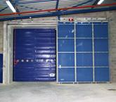 Rdi fermetures produits portes coulissantes for Porte isolante coulissante