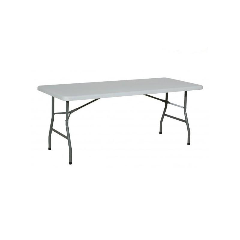 table de reception pliante 180 cm