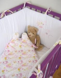 parures de lits linge de lit bebe gigoteuse delice. Black Bedroom Furniture Sets. Home Design Ideas