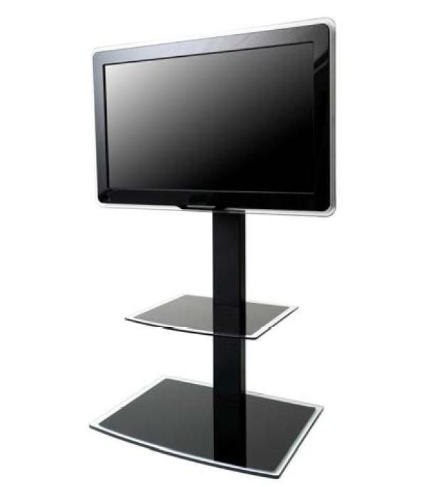 Meubles tv et hi fi comparez les prix pour for Erard archi colonne blanc
