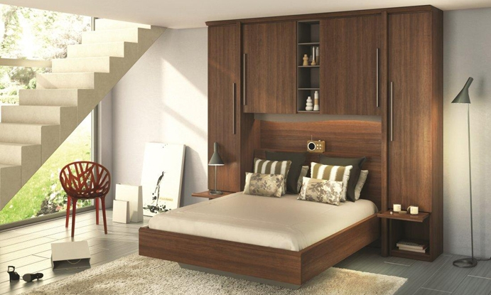 meubles celio produits lit. Black Bedroom Furniture Sets. Home Design Ideas