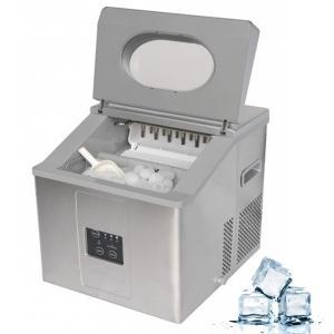 machine a glacons de comptoir inox 15 kg. Black Bedroom Furniture Sets. Home Design Ideas