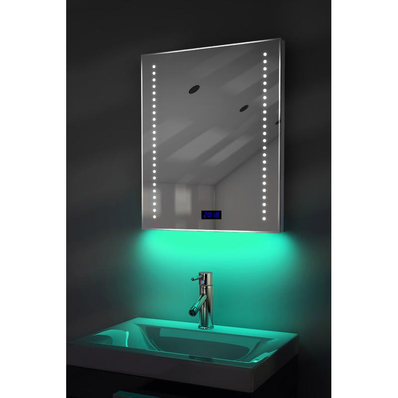 miroirs de salle de bain diamond x collection achat vente de miroirs de salle de bain. Black Bedroom Furniture Sets. Home Design Ideas