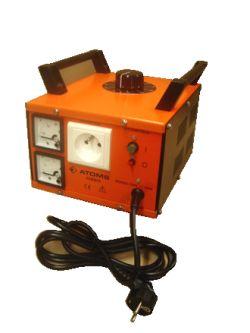 Autotransformateur variable - alternostat atoms laboratoire