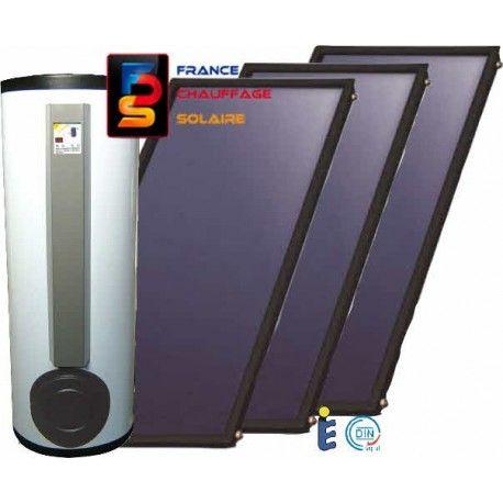 impact enr produits chauffe eau solaires. Black Bedroom Furniture Sets. Home Design Ideas