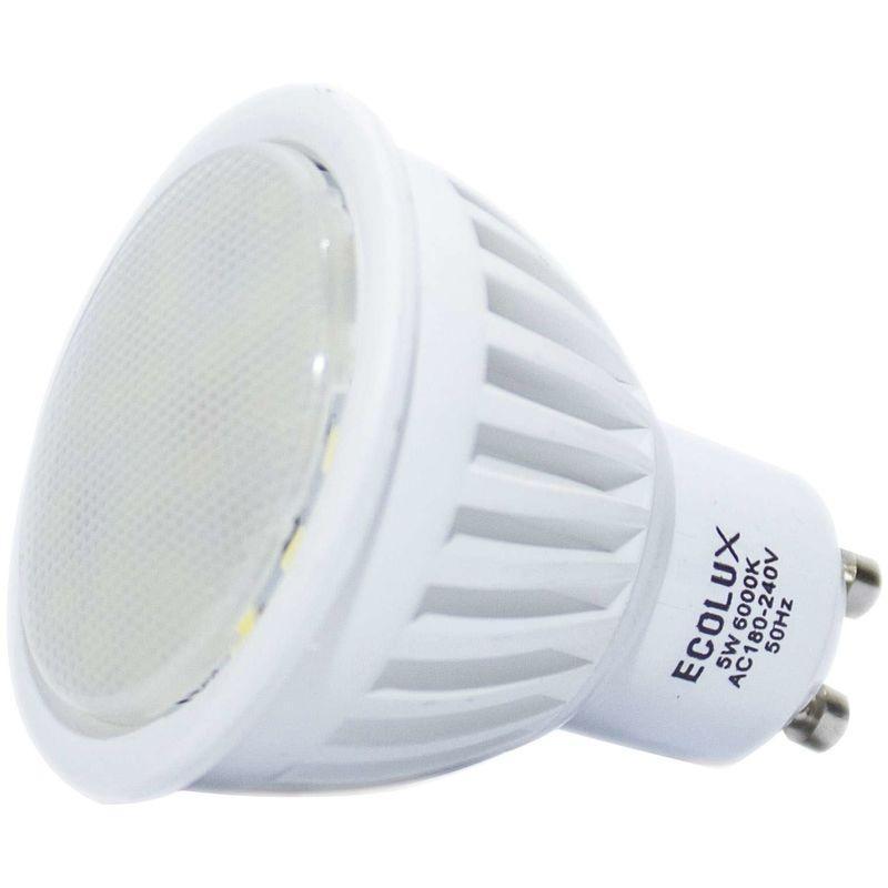 AMPOULE LED E27 18W ÉCLAIRAGE 150W | BLANC CHAUD (3000K) ECOLUX