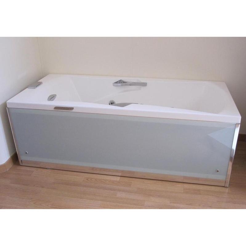 Accessoires de baignoires kinedo achat vente de - Tablier de baignoire bois ...