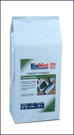 how to use ciment fondu