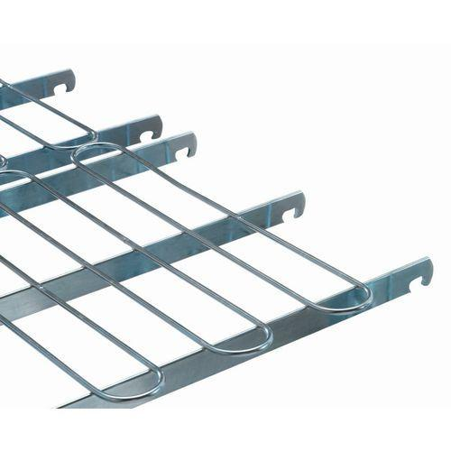 1/2 ETAGERE POUR ROLL SECURITE MAXIROLL 400X1200MM
