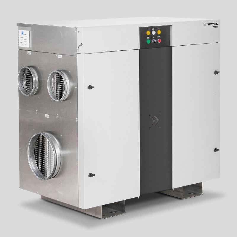 Déshydrateur industriel à adsorption ttr 2800
