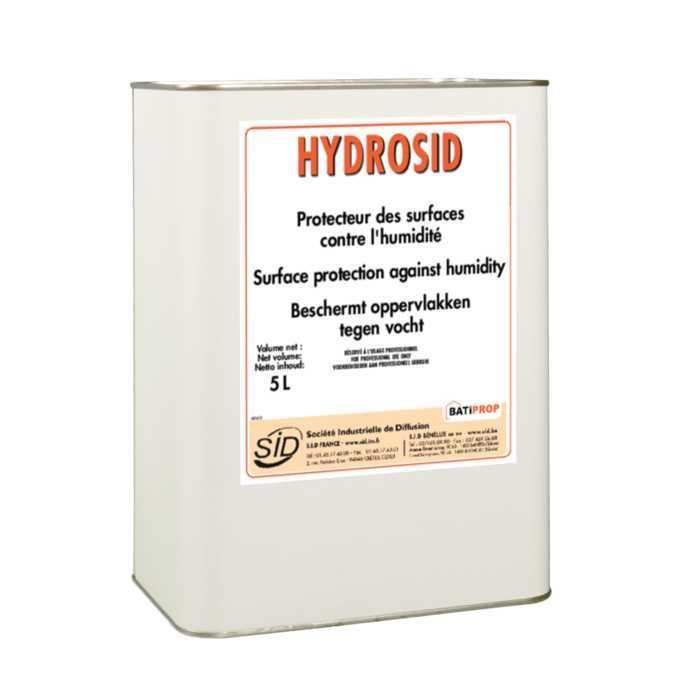 Protecteur des surfaces contre l'humidité hydrosid