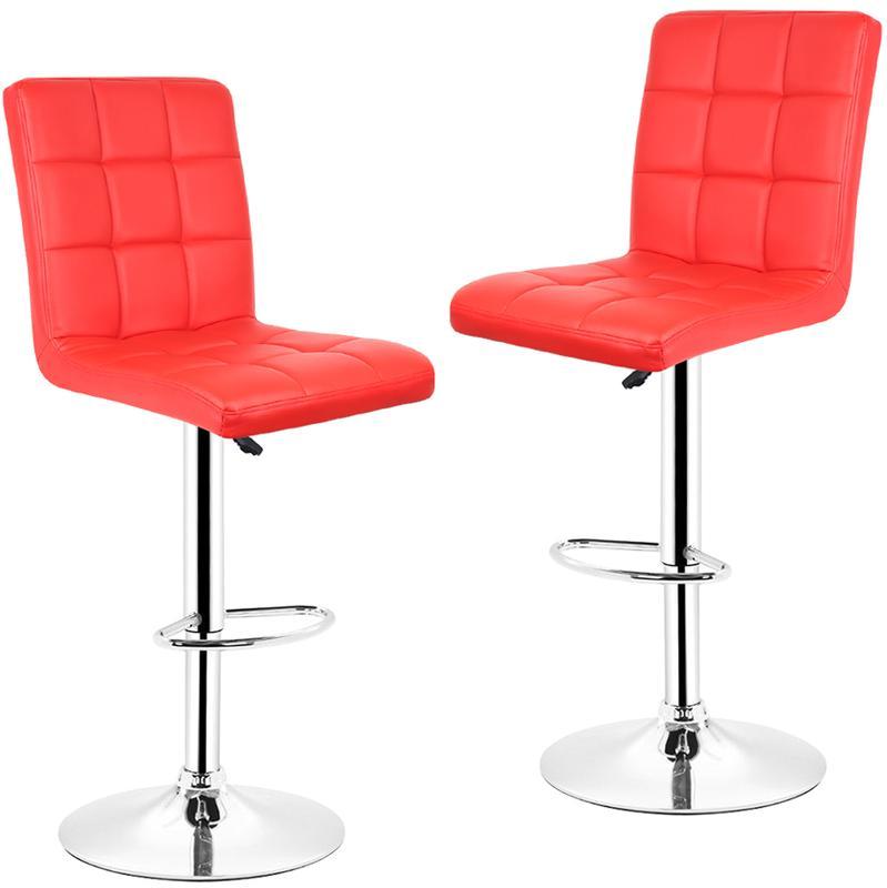 chaise reglable hauteur beautiful runah tabouret haut de bar rglable en hauteur gris with. Black Bedroom Furniture Sets. Home Design Ideas
