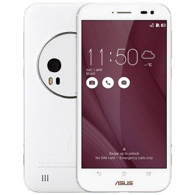4g smartphone asus zenfone zoom zx551ml- 4gb ram 128gb rom- blanc