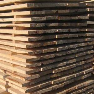 grosse quantité de bois