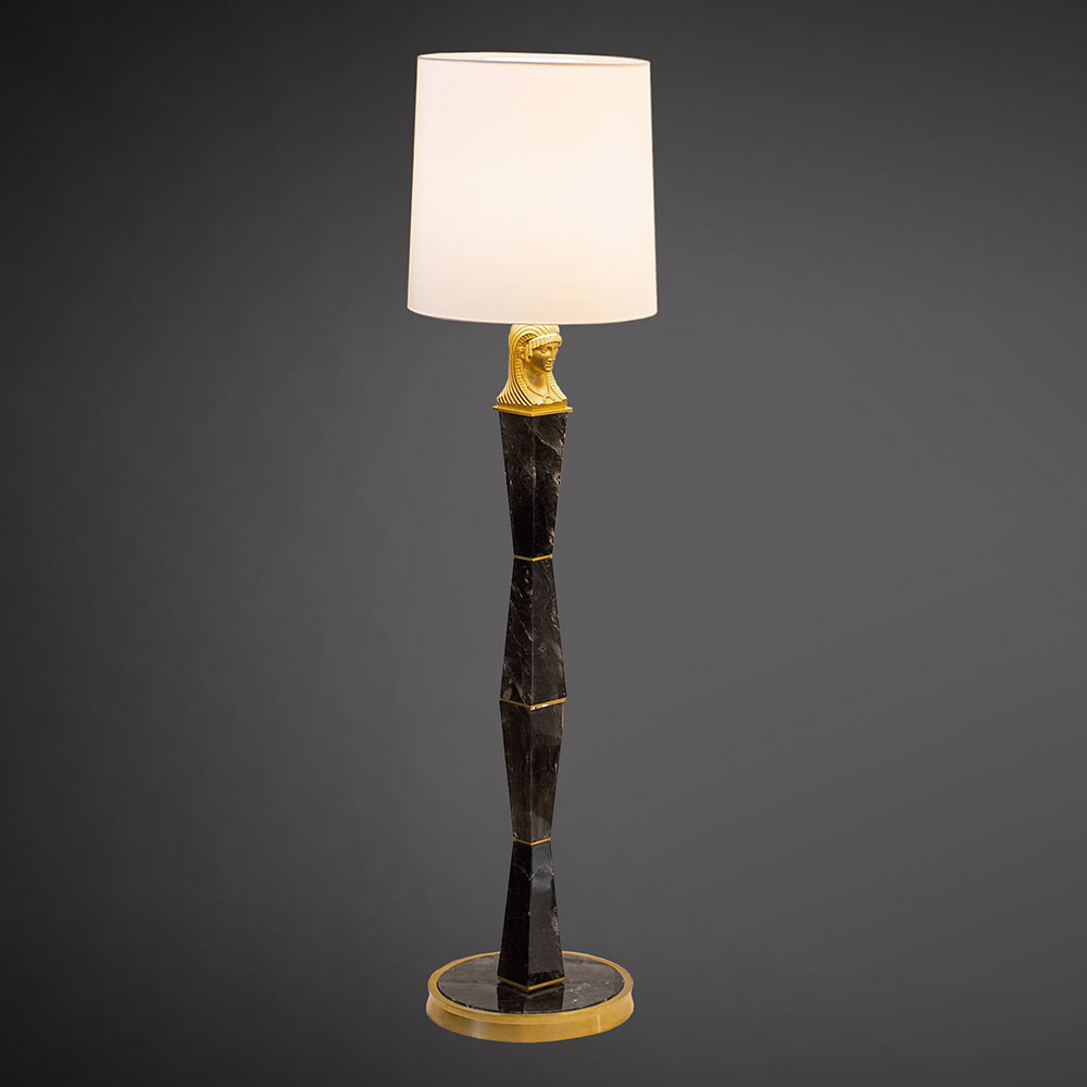 lampadaire alexandrie design nicolas aubagnac. Black Bedroom Furniture Sets. Home Design Ideas