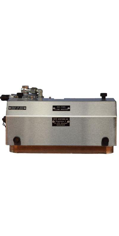 Aic 5000 fuelflowmaster - débitmètre de carburant - flowmeter - 2000 impulsions par litre (modèle 5004), 804 impulsions par litre (modèle 5004)