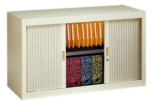 armoire basse classiques hauteur bureau 70 x 100 cm. Black Bedroom Furniture Sets. Home Design Ideas