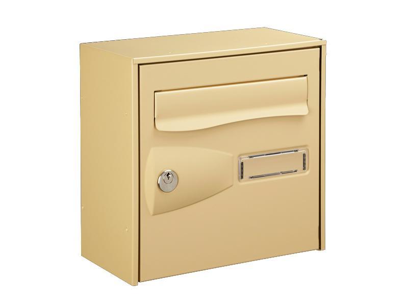 Bo tes aux lettres individuelles comparez les prix pour professionnels sur page 1 - Decayeux boite aux lettres ...