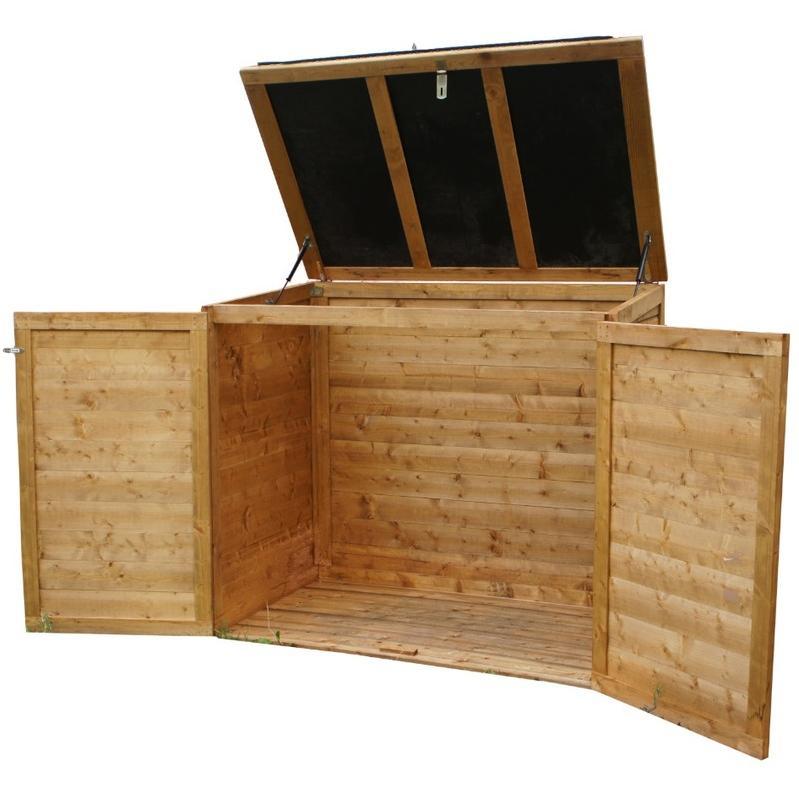 Coffre de rangement tanche tous les fournisseurs de for Chalet en bois solde