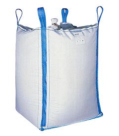CONTENEUR SOUPLE BIG BAGS 4 POINTS DE LEVAGE