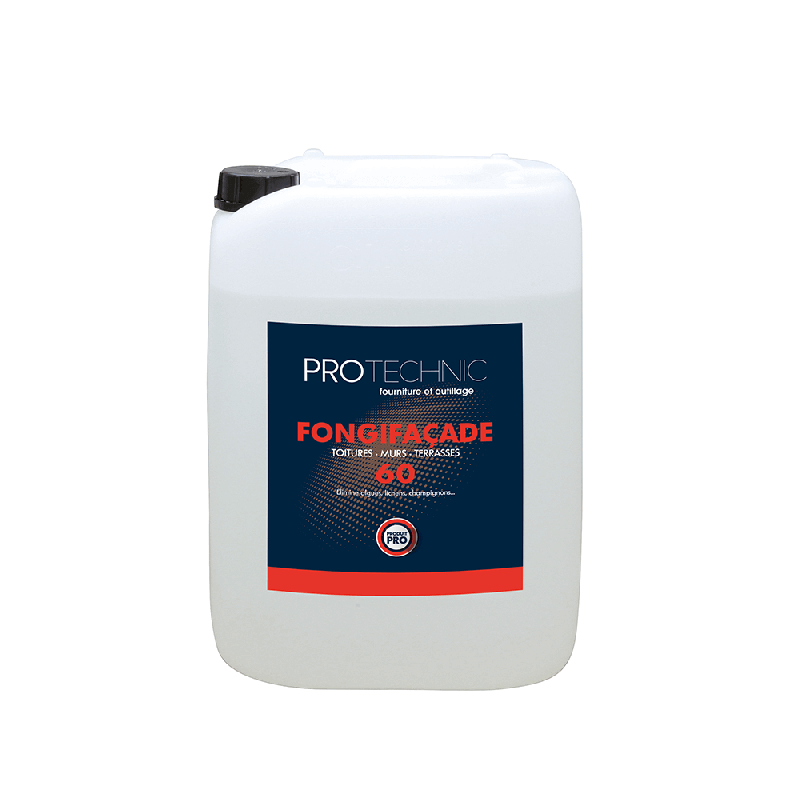 Nettoyant anti-mousse fongifaçade 60 - pt015