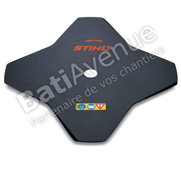STIHL-  COUTEAU À HERBE 4 DENTS Ø 230MM*25,4-  40017133801