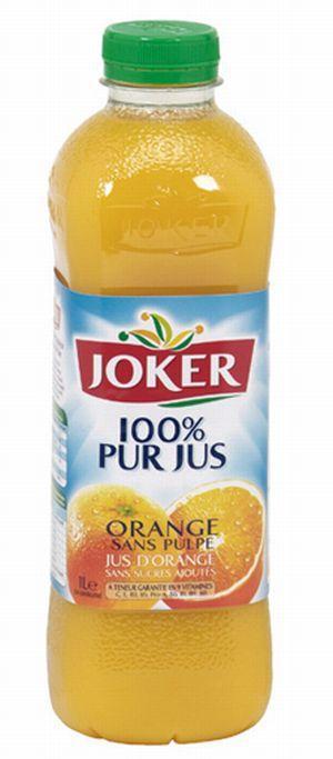 Pur jus joker orange 1l x 12