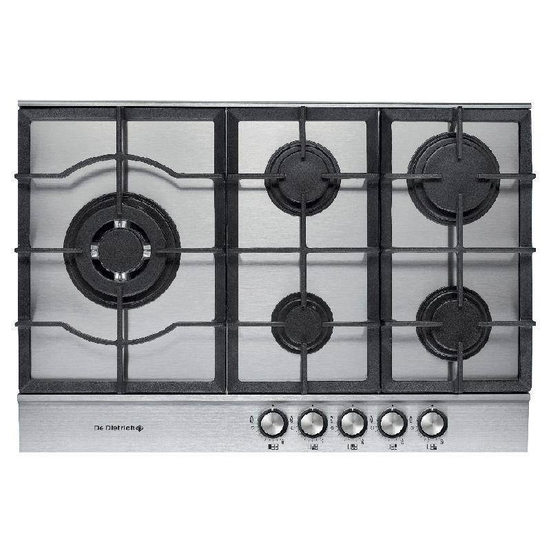 Plaques de cuisson gaz comparez les prix pour - Table de cuisson gaz de dietrich ...