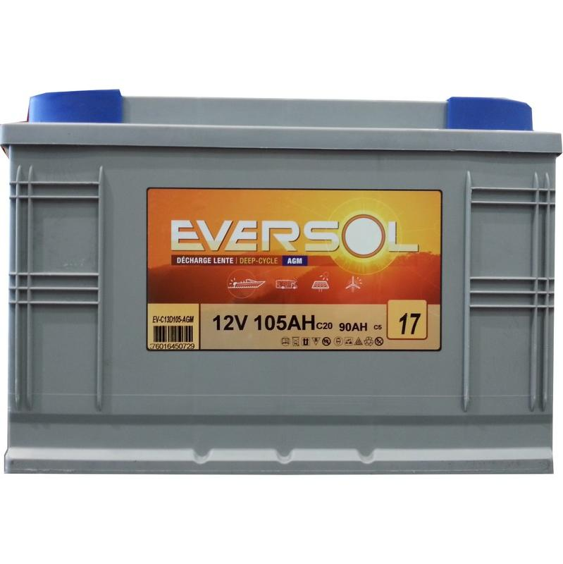 batterie solaire eversol achat vente de batterie solaire eversol comparez les prix sur. Black Bedroom Furniture Sets. Home Design Ideas
