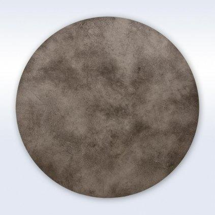 plateau de table ronde sur mesure pvc 233 paisseur 50 mm