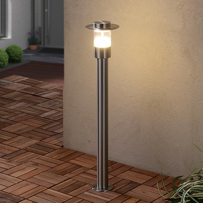 borne lumineuse lampenwelt achat vente de borne lumineuse lampenwelt comparez les prix sur. Black Bedroom Furniture Sets. Home Design Ideas