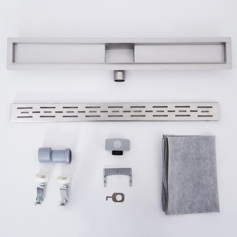 caniveau de douche tous les fournisseurs de caniveau de. Black Bedroom Furniture Sets. Home Design Ideas