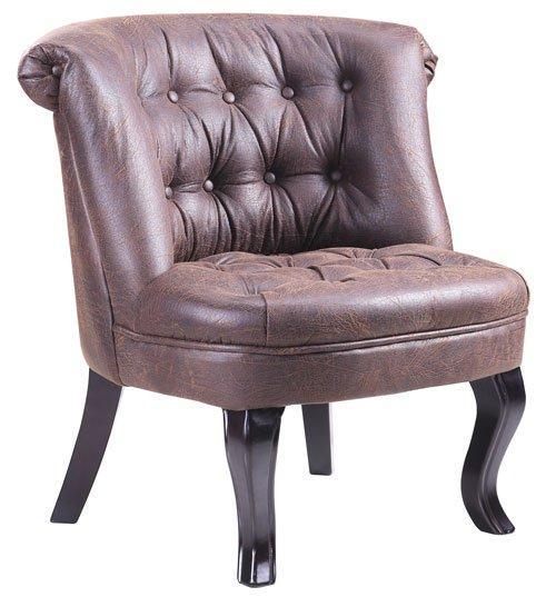 Fauteuil capitonne design versailles vintage - Petit fauteuil capitonne ...