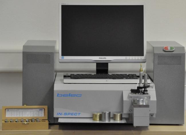 In-spect analyseur de métaux et alliages