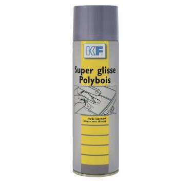 KF - BOMBE SUPER GLISSE 400 ML - 6190